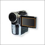 デジタルビデオカメラ用液晶保護フィルム