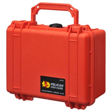 完全防水ケース PELICAN 1150HK オレンジ