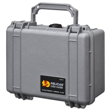 完全防水ケース PELICAN 1150HK シルバー