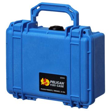完全防水ケース PELICAN 1120HK ブルー