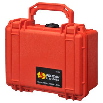 完全防水ケース PELICAN 1120HK オレンジ