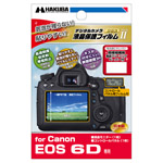 Canon EOS 6D 専用 液晶保護フィルム MarkII