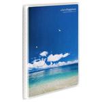 ハクバ Pポケットアルバム NP Lサイズ 海と鳥