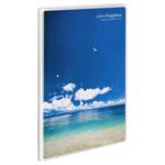 ハクバ Pポケットアルバム NP 2Lサイズ 海と鳥