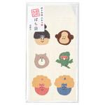 ふわり和紙 写真袋 ぽち袋(チェキ) おはなし 桃太郎B