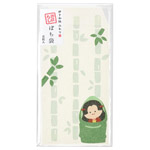 ふわり和紙 写真袋 ぽち袋(チェキ) おはなし かぐや姫A