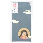 ふわり和紙 写真袋 ぽち袋(チェキ) おはなし かぐや姫B