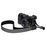 オリイロストラップ ヒシガタ 25BW ミラーレス・コンパクトカメラ用ストラップ