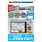 CASIO EXILIM ZS28/ZS27 専用 液晶保護フィルム
