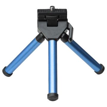 ハクバ ミニ三脚 eポッド3 ライト メタリックブルー