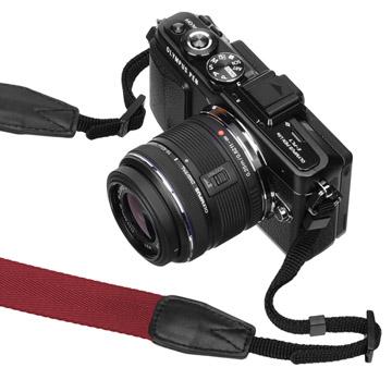 先ヒモはミラーレスカメラに最適な8mm幅。