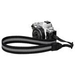 カメラストラップ プラスシェル ストライプストラップ 30 ネイビー/グレー