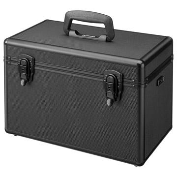 ハクバ ハードケース HC-01 L ブラック アルミケース