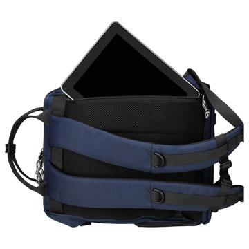 背面PCポケット直結ファスナー
