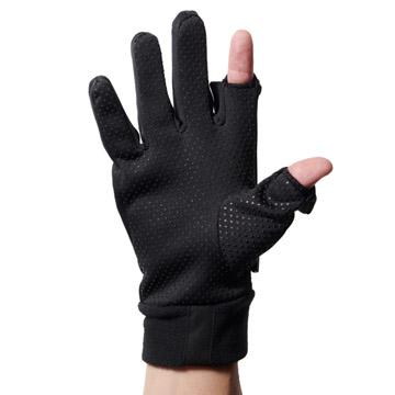 人差し指と親指は、細かい作業が可能な指出し構造