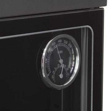 アナログ温湿度計