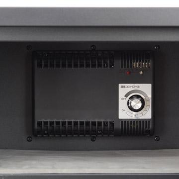 省電力・静音タイプの除湿ユニット