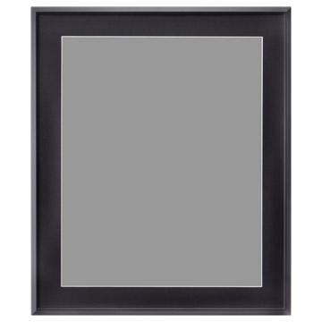 アルミ額縁 「AG-02」全紙サイズ ブラック