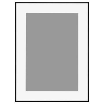 アルミ額縁「HFA-03」A3ノビサイズ ブラック