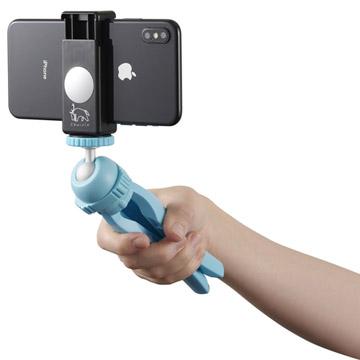 スマートフォンでの動画撮影や自撮りに