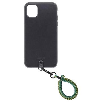 Straps iPhone 11ケース+フィンガーストラップ アマゾン