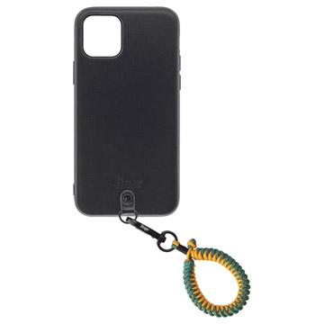 Straps iPhone 11 Proケース+フィンガーストラップ リオ