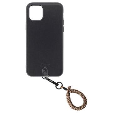 Straps iPhone 11 Proケース+ストラップ セレンゲティ