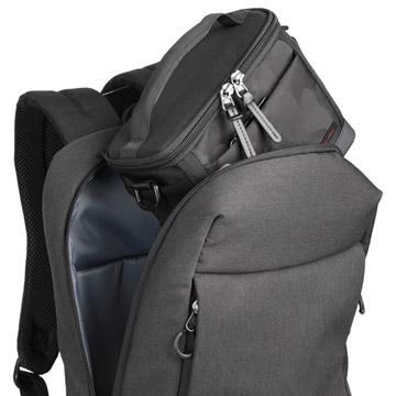 普段使いのバッグに入れて使えるインナーバッグスタイル