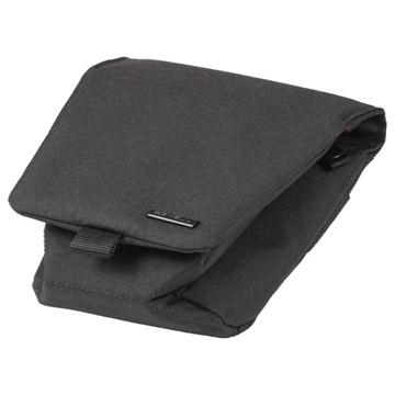折り畳んでバッグの中にすっきり収納