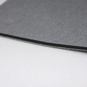 伸縮性とクッション性に優れた素材