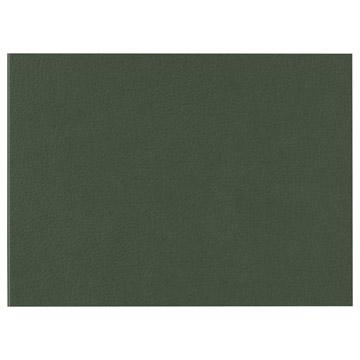 ハクバ お手軽写真台紙 ランス グレイン 2Lサイズ 2面 (ヨコ) グリーン