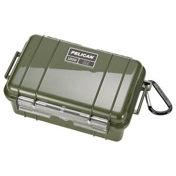 完全防水ケース PELICAN(ペリカン) 1050HK ODグリーン