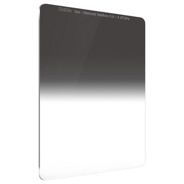 Haida レッドダイヤモンド ミディアムグラデーション ND0.9 フィルター