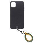 Straps iPhone 11ケース+フィンガーストラップ リオ