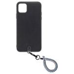 Straps iPhone 11 Pro Maxケース+ストラップ アイスバーグ