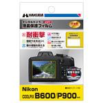 Nikon COOLPIX B600 専用 液晶保護フィルム耐衝撃タイプ