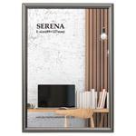 メタルフォトフレーム セレーナ01 Lサイズ 1面 ブラック