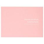 ハクバ 写真台紙 ランス ドゥ Lサイズ 2面 ピンク