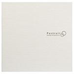 ハクバ スクウェア台紙 No.2730 6切サイズ 2面(角×2枚) ホワイト