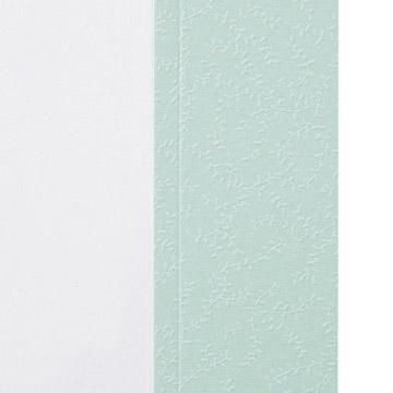 やわらかな色合いの柄物紙を使用したマット紙