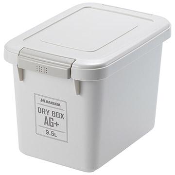 ハクバ ドライボックス AG+ 9.5L ウォームグレー