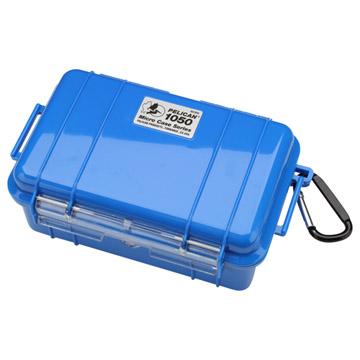 完全防水ケース PELICAN 1050HK ブルー