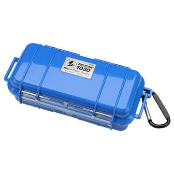 完全防水ケース PELICAN 1030HK ブルー