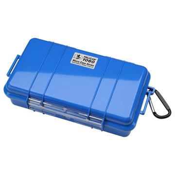 完全防水ケース PELICAN 1060HK ブルー
