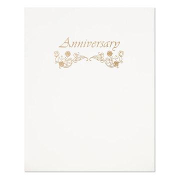フローレンス台紙 表紙 2L用 3面 Anniversary
