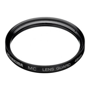 MCレンズガードフィルター 49mm