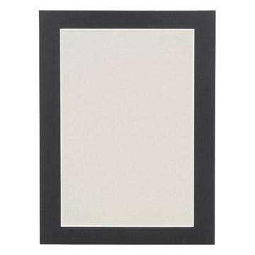 ハクバ フリーマット ワイド4切サイズ ブラック