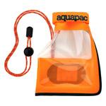 aquapac 035 スモール ストームプルーフ フォン ケース OR