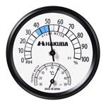 温度計付き湿度計 C-43