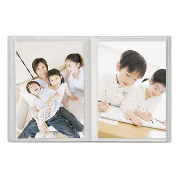 KG(ハガキ)サイズの写真を20枚収納